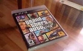 GTA V/ GTA 5 PS3 Game