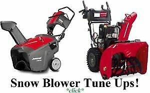 SNOWBLOWER REPAIRS\TUNE UPS (PICK UP\DELIVERY AVAILABLE)