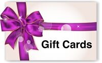 Salon and Spa Gift Cards for SALE