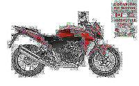 LOCATION DE MOTO À COURT TERME HONDA CB500F 2014