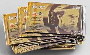 1998-99 Upper Deck Ice McDonald's Hockey Card Packs & Singles