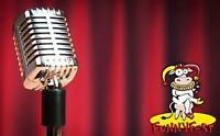 HIRE FUNNYFEST STAND UP COMICS to make ANY Event a SUCCESS!