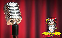 HIRE STAND UP COMICS from FUNNYFEST Comedy for event SUCCESS wit