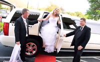 Wedding Bachlelorette Birthday concert limo limousine service