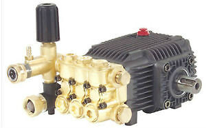 2400 PSI Pressure Washer Replacement Pump Solid Shaft 24mm