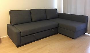 [Item sold already] Sofa Bed Ikea Skiftebo