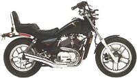 Wanted Mid 80s Shadow 500-750