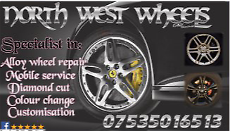 Alloy wheel refurbishment  Wow! Special offer | in Wilmslow, Cheshire |  Gumtree