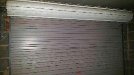 Glidermatic GRD Roller Garage Door