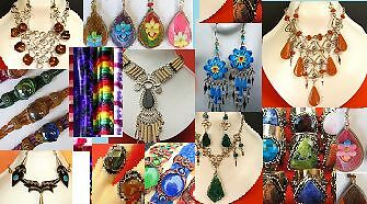 Peruvian Jewellery