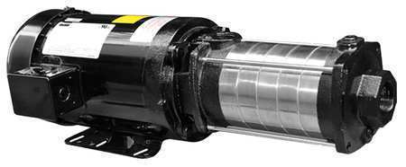 DAYTON 5UXG4 Booster Pump,Multi-Stage,3 HP,6 Stages