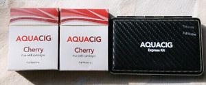 E-Cig Aquacig e-Cigarette Starter Kit