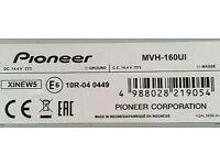 Car PIONEER MVH-160UI