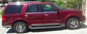 Lincoln Navigator 2004  Great Condition