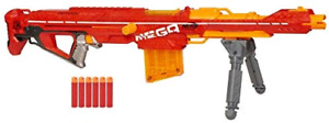 Nerf Gun Elite Centurion Strike