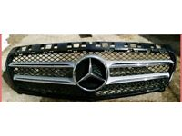 Mercedes Benz A Class W176 2012 to 2018 grille OEM