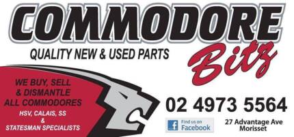 AUTO DISMANTLERS COUNTER & PHONE SALES STOREMAN COMMODORE WRECKER Morisset Lake Macquarie Area Preview