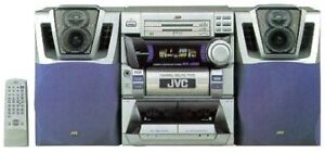 JVC Compact Stereo System Kitchener / Waterloo Kitchener Area image 3
