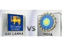 Champions trophy cricket tickets India vs Srilanka (Group B) 08 June
