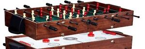 Electric Table Top six in one game table