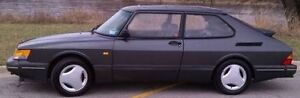 1987 Saab 900 SPG Coupe (2 door)