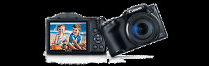 Canon PowerShot SX 400 IS( totally new)