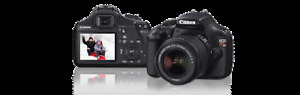 Canon T3 En Parfait Condition (mois de 1000 photo) Nego