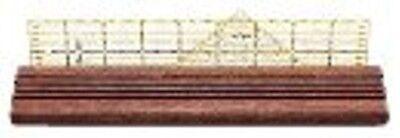 Prym 611500 Ruler Rack - Lineal Organizer Holz