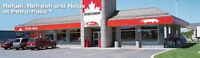 PETRO CANADA COMMERCIAL FUEL STATION