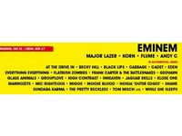 Leeds Festival Sunday Tickets - EMINEM