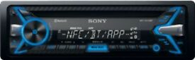 Sony MEX‑N4100BT Car Stereo