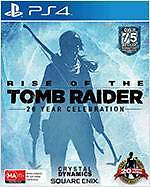 Rise of the Tomb Raider: 20 Year Celebration Edition PS4 - New Perth Perth City Area Preview