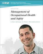 CORG 450- MANAGEMENT OF OCCUPATIONAL HEALTH AND SAFETY  6TH EDIT