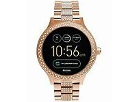 SMARTWATCH Fossil Gen 3 Q Venture Rose Gold - Boxed