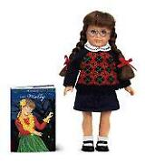 American Girl Mini Doll Molly