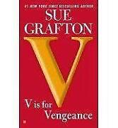Sue Grafton V Is for Vengeance