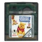 Winnie the Pooh Adventures (losse cassette) (Gameboy Color)