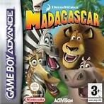 Madagascar (GameBoy Advance)