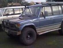 Wreaking Mitsubishi Pajero NG Intercooled turbo diesel 4D56T Werribee Wyndham Area Preview