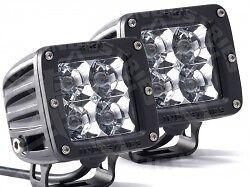 Rigid-Industries-Dually-Hybrid-2x2-LED-Light-Set-of-2-Spot-White-LED