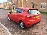 Ford Fiesta 1.0 Ecoboost Low mileage perfect condition