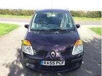 Good condition Renault Modus, roomy and clean.