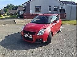 Suzuki Swift Sport - Full service history