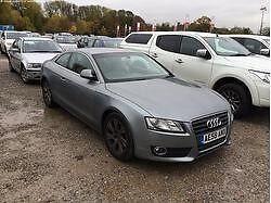 Audi A5 1.8 Auto FSH 35k Mileage