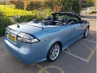 Bargain Saab Convertible MK2 Facelift, 1.9 TiD Vector Sport 2dr, only 1 owner, good condition
