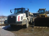 2007 Terex TA27GEN7 Articulated Truck selling by Auction!
