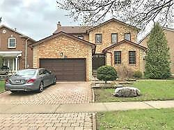 GORGEOUS  3 BEDROOM HOUSE FOR RENT IN MARKHAM