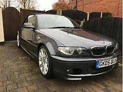 BMW 3 Series 3.0 330Ci Sport 2dr Convertible Superb looking car, great body and paintwork.