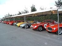 REDUCED: Goodwood Revival Tickets: 1 x FRIDAY and 1 x Saturday