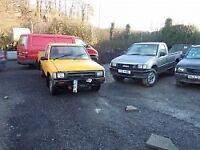 Vauxhall brava pick up wanted